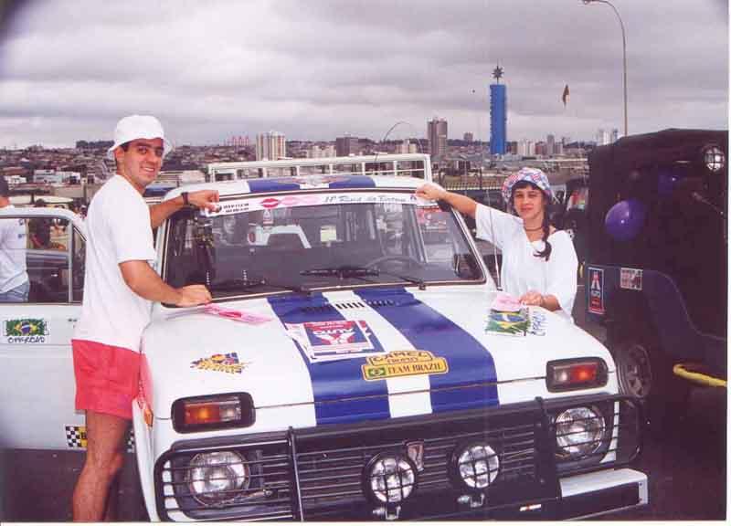 Raid Do Batom 1999 J Brasil